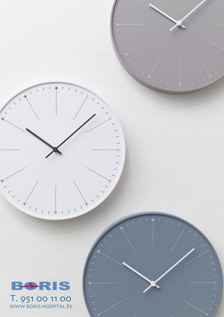 ¿Cómo afecta el cambio de hora a nuestro cuerpo?