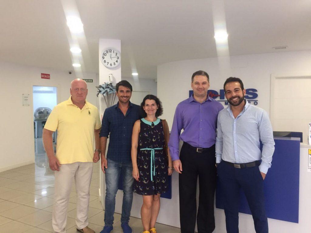 Artem Vorobyov visita nuestra clínica