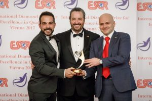 Boris Hospital S.L. recibe el Diamond Prize for Excellence in Quality 2017